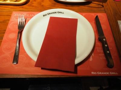 肉好きにはたまらない!シュラスコ専門店の食べ放題!
