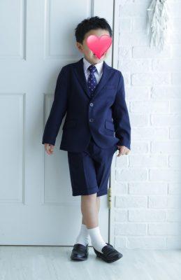 【GU】男の子の入学式用スーツ購入!カジュアルで探してる方にオススメ!