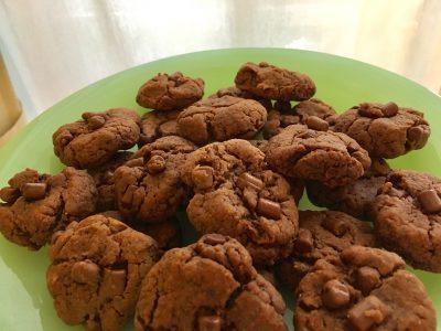 HMとトースターで焼くソフトクッキー。計る洗うが楽チン、30分で完成