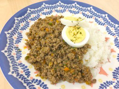 野菜嫌いも克服!?ひき肉と味付けカレーパウダーで簡単ドライカレーレシピ