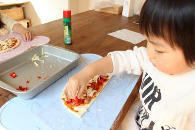 休日にオススメ!子供達と一緒に昼食作り。