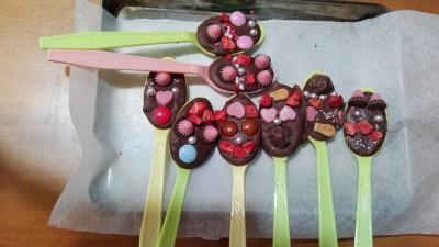 失敗なし!100均幼児にもできるズボラ簡単スプーンチョコレシピ作り方