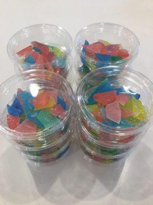 【ホワイトデー】女子が喜ぶキラキラ宝石【琥珀糖】の作り方♪