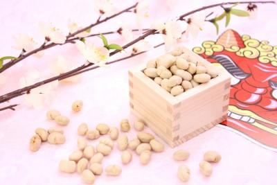 【節分】赤ちゃんと安全に楽しむ豆まき!