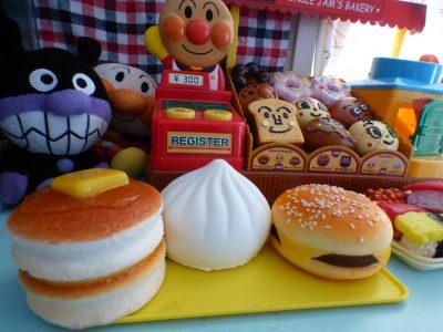 【ダイソー】お店屋さんごっこに◎子供喜ぶ♡食品サンプル