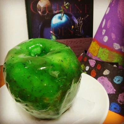 『魔法使いたちの料理帳』掲載、毒リンゴを作ってみました!
