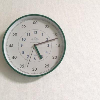 3coins☆プチプラ時計で時計の読み方をマスターしちゃおう!!