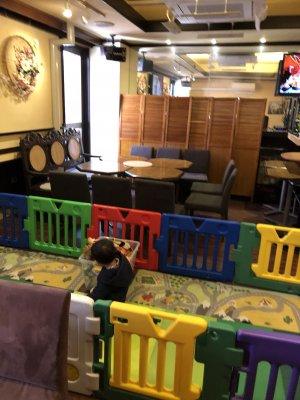 『子連れランチ』キッズスペースのあるタイ料理店