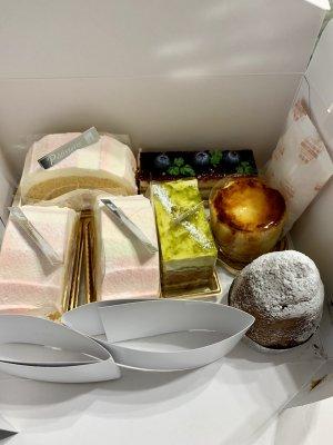 幕張のホテルマンハッタンのケーキが絶品!