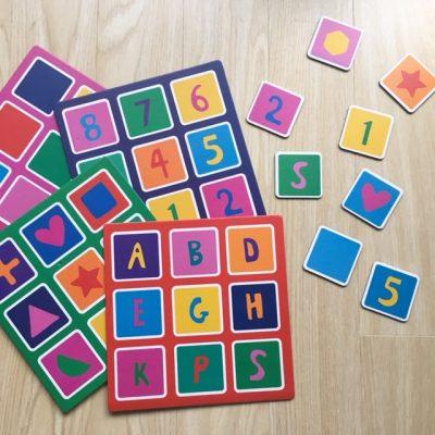 フライングタイガー☆3歳でも遊べるカードゲーム!知育にも♪