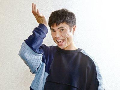小島 よしお「意志が弱いから、言葉で自身を引っ張っています」