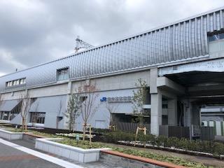 梅小路公園に新駅開業!鉄道博物館や水族館へのアクセスが便利に【京都】