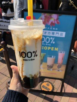 【タピオカ】再ブーム!タピオカドリンクのお店が続々オープン!