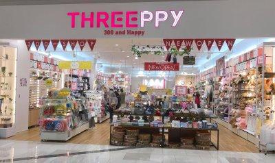 【ダイソー】300円ショップ☆THREEPPY☆