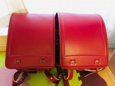 土屋鞄ランドセルの耐久性は?3年使用品と新品、同モデル同色を徹底比較