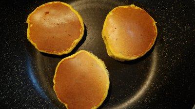 【手作り】我が家の定番朝食・ズボラホットケーキ!