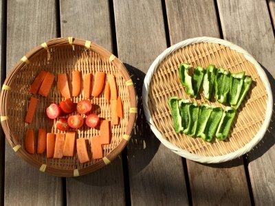 ピーマン、ニンジン、トマト嫌いを克服!3歳娘を野菜好きに変えたある方法