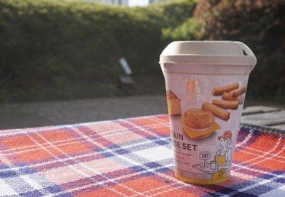 バーガーなのにお菓子 !?手土産にオススメ東京駅の大人気チーズスイーツ