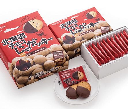北海道 チョコじゃがッキー