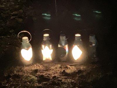 キャンプ・イベントに!【アルミ缶ランタン】超カンタンリメイク方法