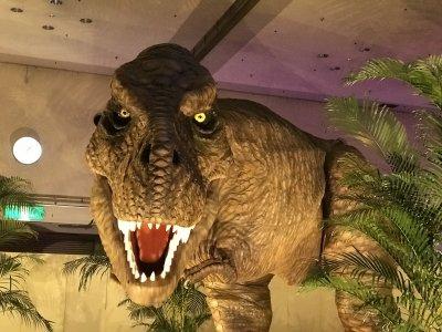 GWのお出かけに、京都大恐竜博へ行って来た!