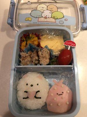 【幼稚園弁当】苦手なキャラ弁もこれがあれば少し楽になる!