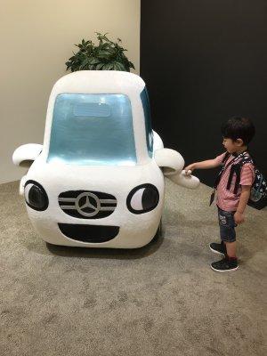メルセデス・ベンツ豊橋新車整備センター見学ツアーに参加しました♪