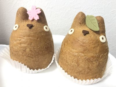 【吉祥寺】子供が大喜びの〝トトロのシュークリーム〟!