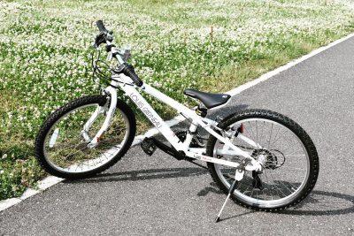8歳男子の自転車事情。何インチにする?