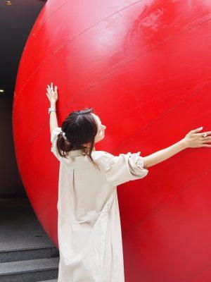 【日本初上陸】巨大赤玉出現か