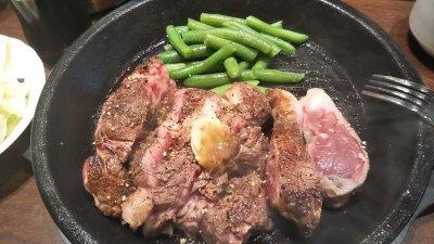 いきなりステーキがついにららぽーとtokyo-bay店にオープン!
