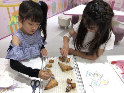 ABC cooking ホイップでお菓子作り体験!