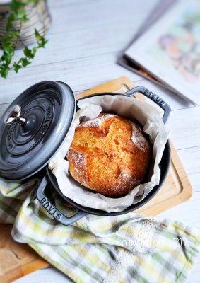 放置するだけ!こねないパン永久保存版レシピ!初心者にもオススメ