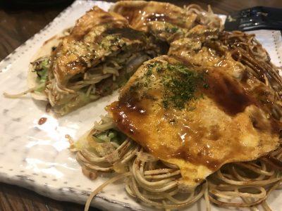 広島お好み焼を自宅で簡単に作れる方法☆