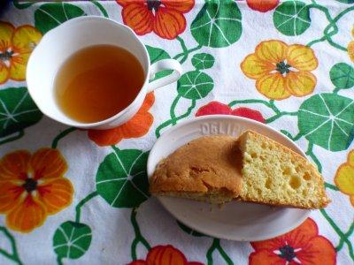 ワンボールで簡単☆HMで作るケーキ