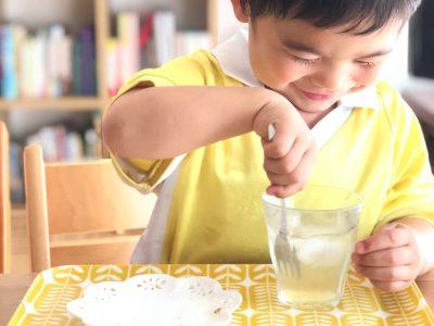 ジュース以外にも使える!親子で楽しむ「梅シロップ」の作り方♪