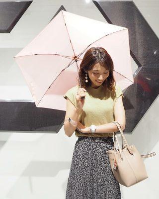 【 超軽量】折りたたみ傘が使える!