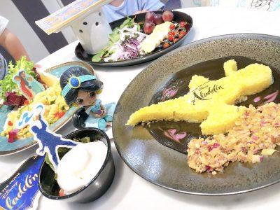 【原宿】実写映画公開中の「アラジンカフェ」に行って来ました!