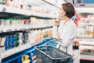 スーパーに「毎日行く人」と「週に1度行く人」の違いは?