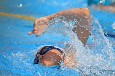 【小学生の水泳】吉本×競泳アスリートの水泳教室に参加!水力アップの秘訣