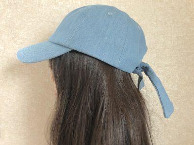 たった108円で帽子が飛びにくくなる!?帽子を飛びにくくする方法!!