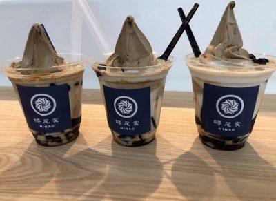 【インスタ映えカフェ】台湾発!ソフトクリームスタンド NINAO