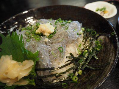 夏目前♪ とろとろの生しらす丼を食べに葉山へプチトリップ