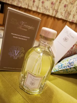高級ホテルのようなルームフレグランス「Dr.Vranjes」で幸せ気分♪