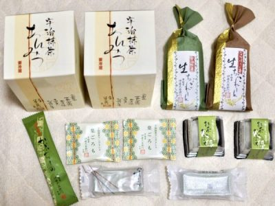 京都・伊藤久右衛門の人気抹茶スイーツベスト8詰合せは、お取寄せ初心者にもぴったり