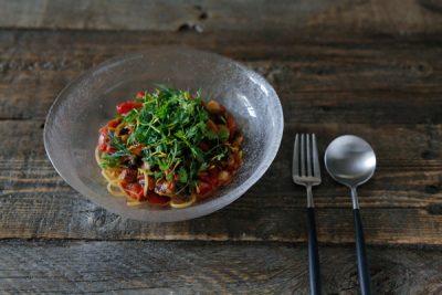 二十四節気 暦のレシピ 第8話 大暑|夏の土用。ハーブとトマトでさっぱり風味!うなぎパスタのつくり方