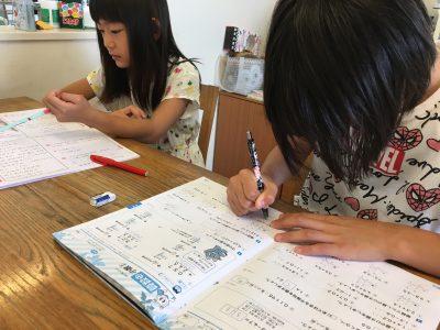 小学生の集中力はどれくらい?宿題を進めるプランは子どもファーストが吉