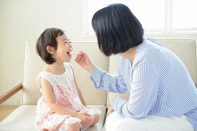 3歳児がすすんで歯磨きしやすい大きな口を開ける!そのひと工夫とは