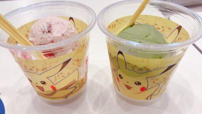 サーティワン アイスクリームが今だけ半額!ピカチュウカップが可愛い♡