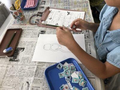 【切手の博物館】幼稚園児も楽しめる!小学生の自由研究にもおススメ!
